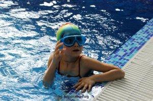 В Южной Осетии успешно прошли первые соревнования по плаванию