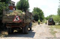 В Цхинвале объявили борьбу одному из опасных сорняков