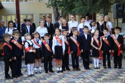 В Южной Осетии отмечают День знаний