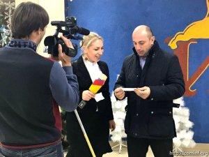 Алан Кочиев принял участие в благотворительном