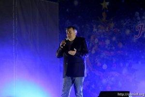 В Цхинвале прошел новогодний концерт