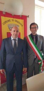 Цхинвал и итальянский муниципалитет города Градара договорились сотрудничать