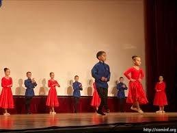 Ансамбль «Ирон» представил фееричный концерт югоосетинскому зрителю