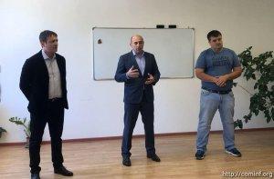Водоканалу представили нового руководителя