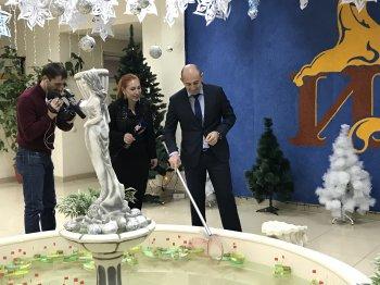 Мэр столицы исполнит новогодние желания детей из интерната
