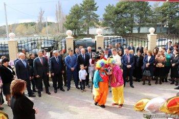 Новый детский сад рассчитанный на 100 мест открыли в Цхинвале
