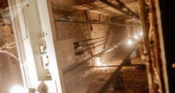 В Цхинвале приступили к установке лифтов в многоэтажных домах