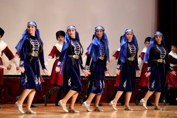 Югоосетинский ансамбль «Ирон» стал победителем в международной олимпиаде