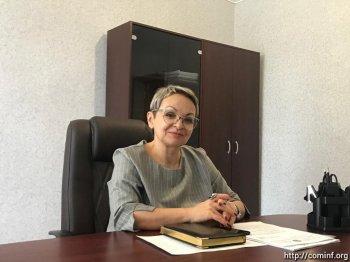 Жанна Лолаева назнача на должность заместителя главы администрации Цхинвала.