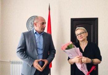 Образование, культура, связи с общественностью: коллективу городской администрации представили нового заместителя главы города.