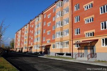 Жители общежития в районе Царз получили долгожданное жилье